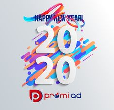 promiad.com on Behance New Year Illustration, Happy New Year, Adobe Illustrator, Behance, Photoshop, Branding, Paint, Brand Management, Picture Wall