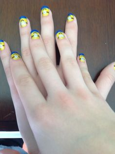 Minion nails awesome