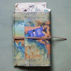 Un joli carnet de voyage - Marie Claire Idées