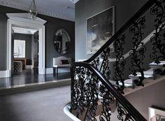 Helen Green Design. Regency Town House, Regent's Park.