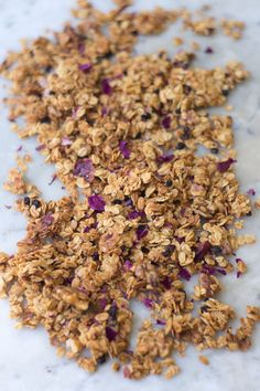 Rose Petal Granola More