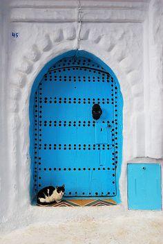 #Puertas de colores |