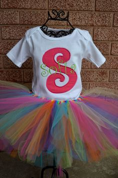 Little Sofia Birthday Tutu Outfit. Great outfit for your guest of honor to wear!