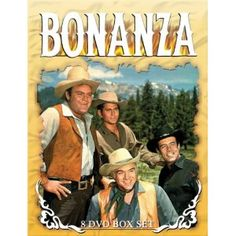 Bonanza (8 DVD)   (UK PAL Region 0). This DVD is a UK release, (PAL Region 0 DVD) it WILL NOT play on standard US DVD player. You need a multi-region PAL/NTSC DVD player to view it in USA/Canada.  One of the most popular of all television western series, Bonanza aired from September 1959 through to January 1973, a total of 14 seasons and 430 episodes.  The series was also unique in being the first to be filmed in colour and would become the top rated show on television between 1964 and 1967…