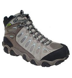 9298224f6c36 Oboz Sawtooth Mid Bdry Womens Hiking Boot