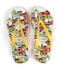 havaianas - I belong in warmer weather.