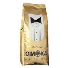 Arabica and robusta coffee beans - Gimoka Gran Relax 1kg
