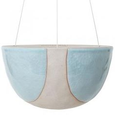 Riverstone Hanging Planter Large by Angus & Celeste