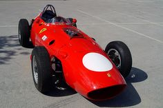 Ferrari 246/F1 Grand Prix car