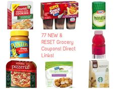 ***HUGE LIST OF 77 NEW & RESET GROCERY COUPONS*** Here is a list of 77 NEW AND RESET Food & Beverage Coupons! I have made all of the links DIRECT LINKS that will clip the coupon or coupons for you! You will find the full list HERE ► http://www.thecouponingcouple.com/77-new-and-reset-grocery-coupons-get-your-print-on/  #Coupons #Couponing #CouponCommunity  Visit us at http://www.thecouponingcouple.com for more great posts!