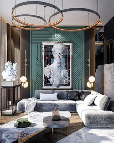 Silver and Green ♥️  ...with Naira Omar  #art #interiordesign #architecture #interiorinspiration #livingroomdesign #livingroomideas #interiordecorating #decor #keybiscayne #brickell #brickellliving #brickellcitycentre #homedecor #palmbeach #luxuryhomes #luxurymiami #interiorinspo #decorlovers #sofa #fireplace #parkgrove #coralgables