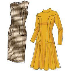 V8923, Misses'/Misses' Petite Dress