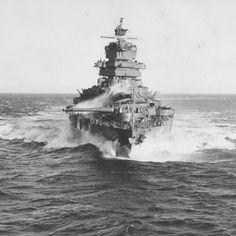 USS Idaho (BB-42) - Corazzata classe New Mexico - Entrata in servizio24 marzo 1919 - Ricostruita nel 1934 - Dislocamento32.000 Lunghezza190 m - Radiata il 3 luglio 1946.