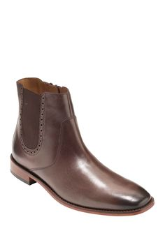 Giraldo Zip Chelsea II Boot