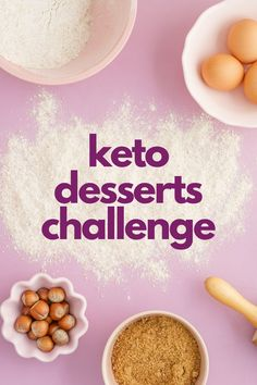 Every month hundreds of people in the my sweet keto community join in our monthly keto and low-carb challenge. Low Carb Food List, Low Carb Meal Plan, Low Carb Dinner Recipes, Keto Recipes, Snacks Recipes, Dessert Recipes, Keto Dessert Easy, Low Carb Desserts, Low Carb Breakfast