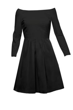 retro classic - Absolutely, reminds me of my Mum's dress, bridesmaids outfits then later our dress up cupboard. I Love Fashion, Passion For Fashion, Looks Style, My Style, Classic Black Dress, Online Clothing Boutiques, Fashion Outfits, Womens Fashion, Get Dressed