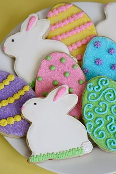 Recipe for roll out sugar cookies...cut into any shape and frost with royal icing.