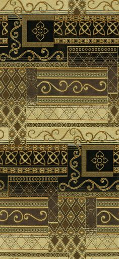 Home D�cor Upholstery Fabric - Flagship Ebony