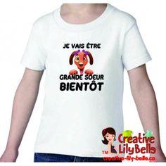 14 Meilleures Images Du Tableau Grand Frere T Shirt