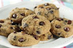 We gave ourselves quite an ambitious goal - to create a healthy chocolate chip cookie that could rival the Nestle Tollhouse Chocolate Chip Cookie recipe.
