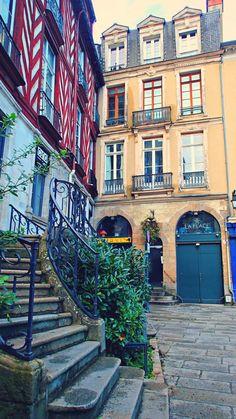 Photos From Rennes, France – Simply Taralynn