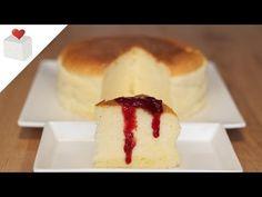 Tarta de Queso Japonesa (Soft Cotton Cake) | Recetas de tartas por Azúcar con Amor - YouTube
