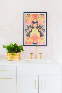 Home decor: http://www.stylemepretty.com/living/2017/02/14/pretty-in-pink-interiors-in-honor-of-valentines-day/ Photography: Alyssa Rosenheck - http://alyssarosenheck.com/