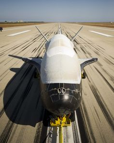Secretive Air Force Space Plane's Purpose Questioned - http://05e12ca2.tinylinks.co - #X37