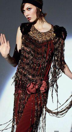 Prada - Vintage Style - 1920s - Chic - Elegant - #Thejewelryhut