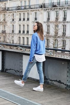 Blue Obsession // chicandclothes.com