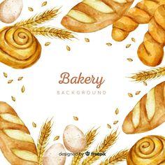 Dark Wood Background, Background Vintage, Pop Art Drawing, Food Drawing, Logo Panaderia, Arts Bakery, Vintage Bakery, Pizza Art, Food Clips