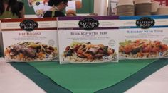 #GlutenFree Koren meals now available from @Saffron Road