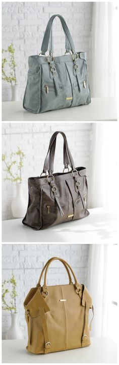 Like the top two- Stylish diaper bags.