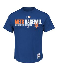 Loving this New York Mets Authentic Tee - Big & Tall on #zulily! #zulilyfinds