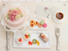 2016, Cake♡ ♡  by Berry Rose