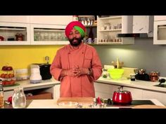 A traditional Punjabi recipe Gur ke Chawal, made during festivals or during weddings and best eaten with boondi raita as shown by Celebrity Chef Harpal SIngh. Pakistani Dishes, White Rice, Desi, Leaves, Traditional, Cooking, Youtube, Food, Kitchen