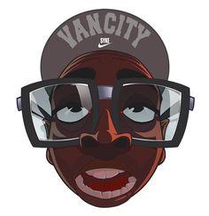 Do The right Thing by Nelson Dedos Garcia, via Behance Black Cartoon Characters, Cartoon Art, Music Illustration, Anime Character Drawing, Hip Hop Art, Black Artwork, Afro Art, Dope Art, African American Art