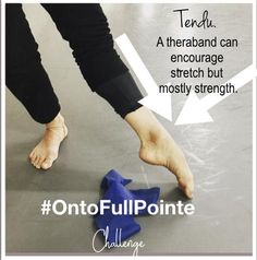 "14 Tips & exercises to help you on to your ""full pointe"" - Zarely"