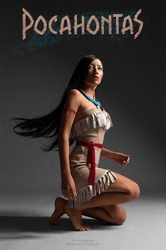 Me as Pocahontas by HelenaRayYou can find Pocahontas costume and more on our website.Me as Pocahontas by HelenaRay Disney Cosplay, Pocahontas Cosplay, Disney Pocahontas, Disney Costumes, Pocahontas Halloween Costume, Pocahontas Makeup, Frozen Costume, Mermaid Costumes, Adult Costumes
