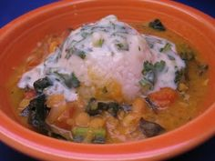 Crock Pot Daal-- Very easy & tasty, not too spicy.  Will definitely be making this again.
