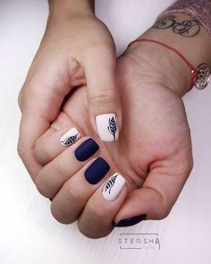 Must Try Nail Designs for Short Nails Short Acrylic Nails; Chic and fun Nails; Cute Nail Art Designs, Short Nail Designs, Gel Nail Designs, Nails Design, Nail Polish Hacks, Polish Nails, Nails 2018, Super Nails, Trendy Nails