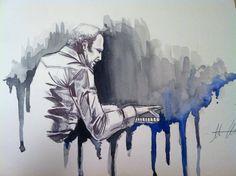 Marta Rosell Art jazz Illustration