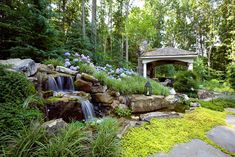 Photo Gallery of Swimming Pools, Ponds, Fountains, Waterfalls & Spas