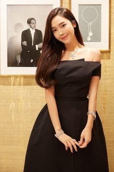 Jessica Jung x Chaumet in HK