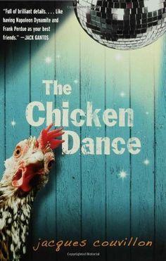The Chicken Dance by Jacques Couvillon, http://www.amazon.com/dp/1599900432/ref=cm_sw_r_pi_dp_TQyTpb0V6RBJM
