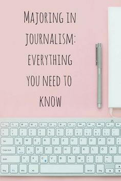 I am a broadcast journalism major. In this post, I tell you what to expect, what careers you will be qualified for and what skills you will learn!