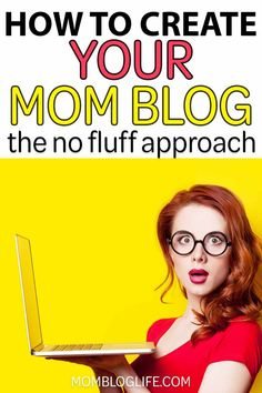 Exactly how to create a mom blog so that you can earn money online and work from home. This is a no fluff approach to starting a mom blog. Do these steps first to start your journey building a blog. #blog #blogtips #blogging #blogger #momblog #bloggingtips #startablog Home Based Work, Work From Home Tips, Earn Money Online, Make Money Blogging, Blog Names, Blogging For Beginners, Stress Free, Mom Blogs, Blog Tips