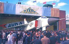Avro CF-105 Arrow