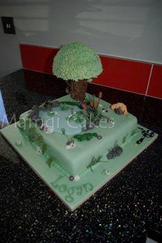 Wine bottle birthday cake My Cakes (Mamgi) Pinterest ...