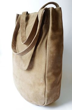 f0bcfc177c60 FOKS FORM Nu Bag 01 Minimal leather tote bag handbag by FoksForm  Minimalism